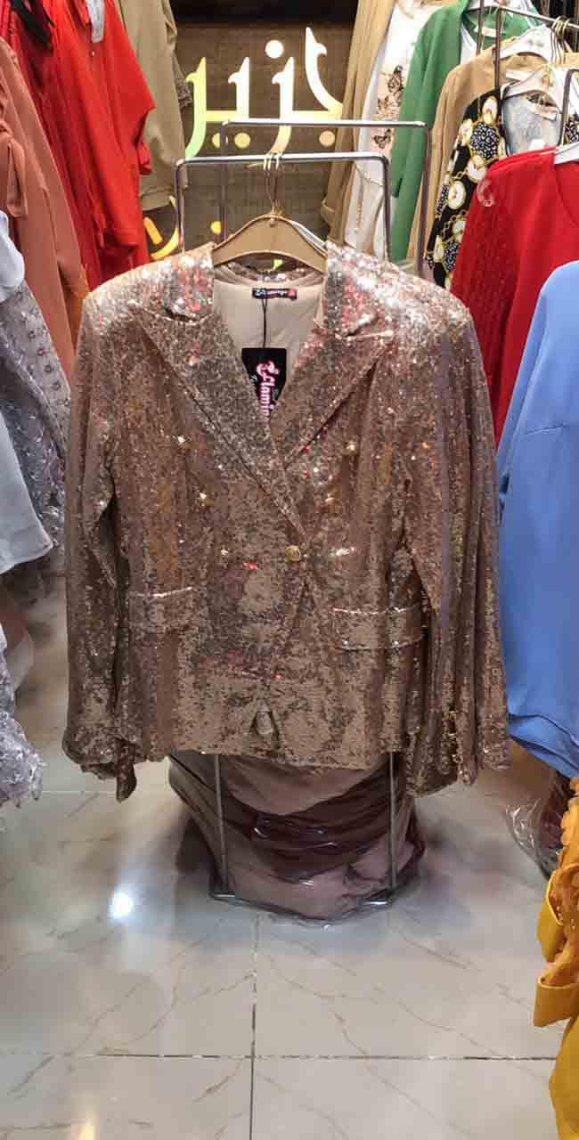 خرید کت زنانه شیک مجلسی مد 962