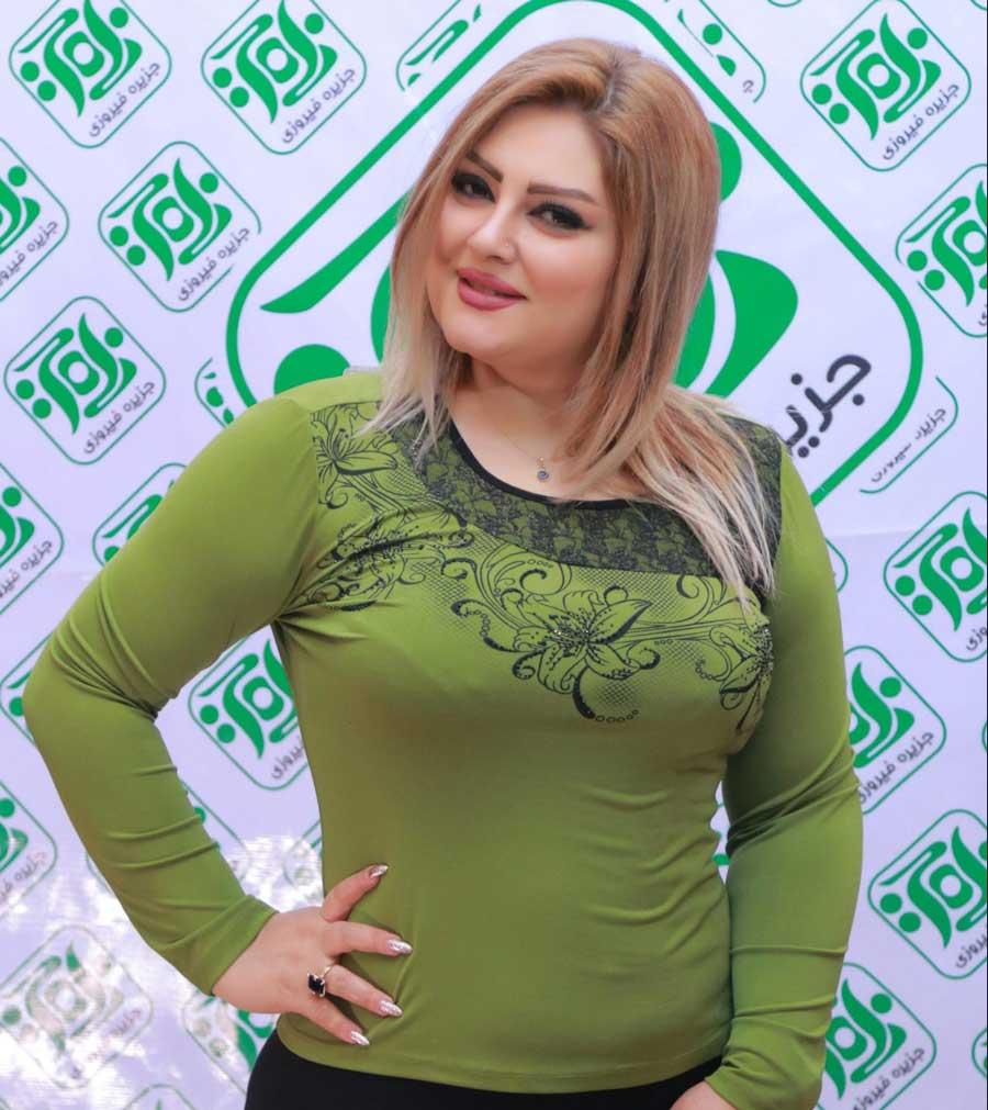 شومیز سبز مجلسی ترکیه