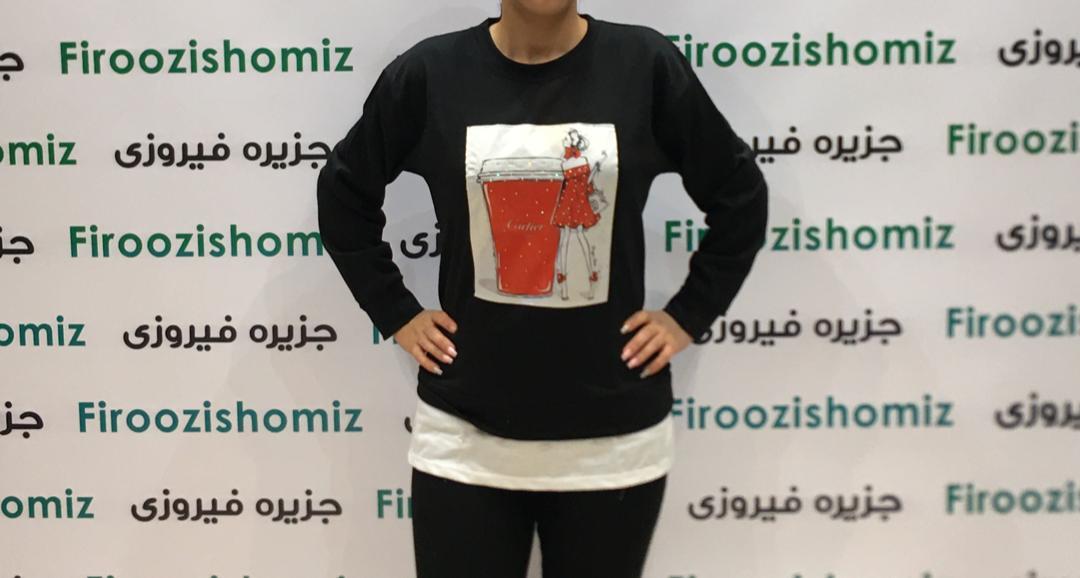 خرید اینترنتی بلوز زنانه شیک
