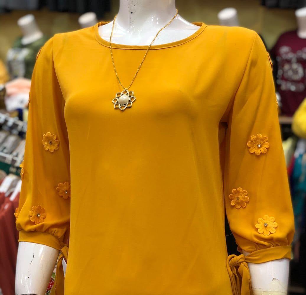 خرید اینترنتی شومیز زنانه ترک کد 1260