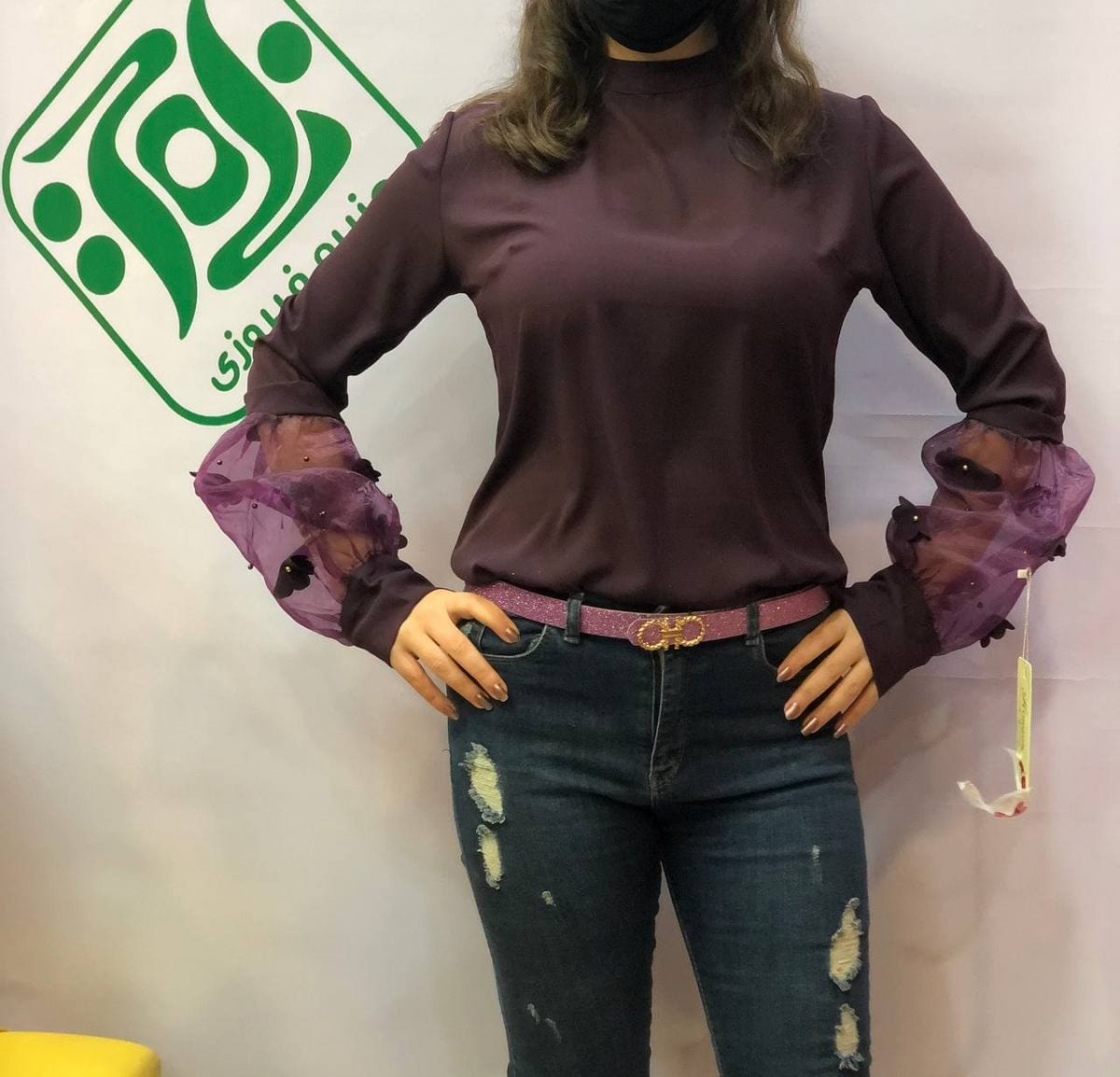 خرید بلوز زنانه مجلسی