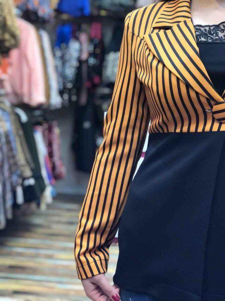 مدل کت بلند زنانه مجلسی