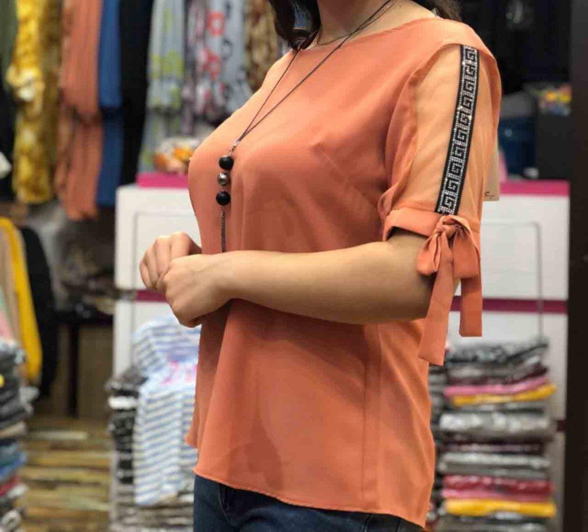 مدل لباس شومیز مجلسی شیک