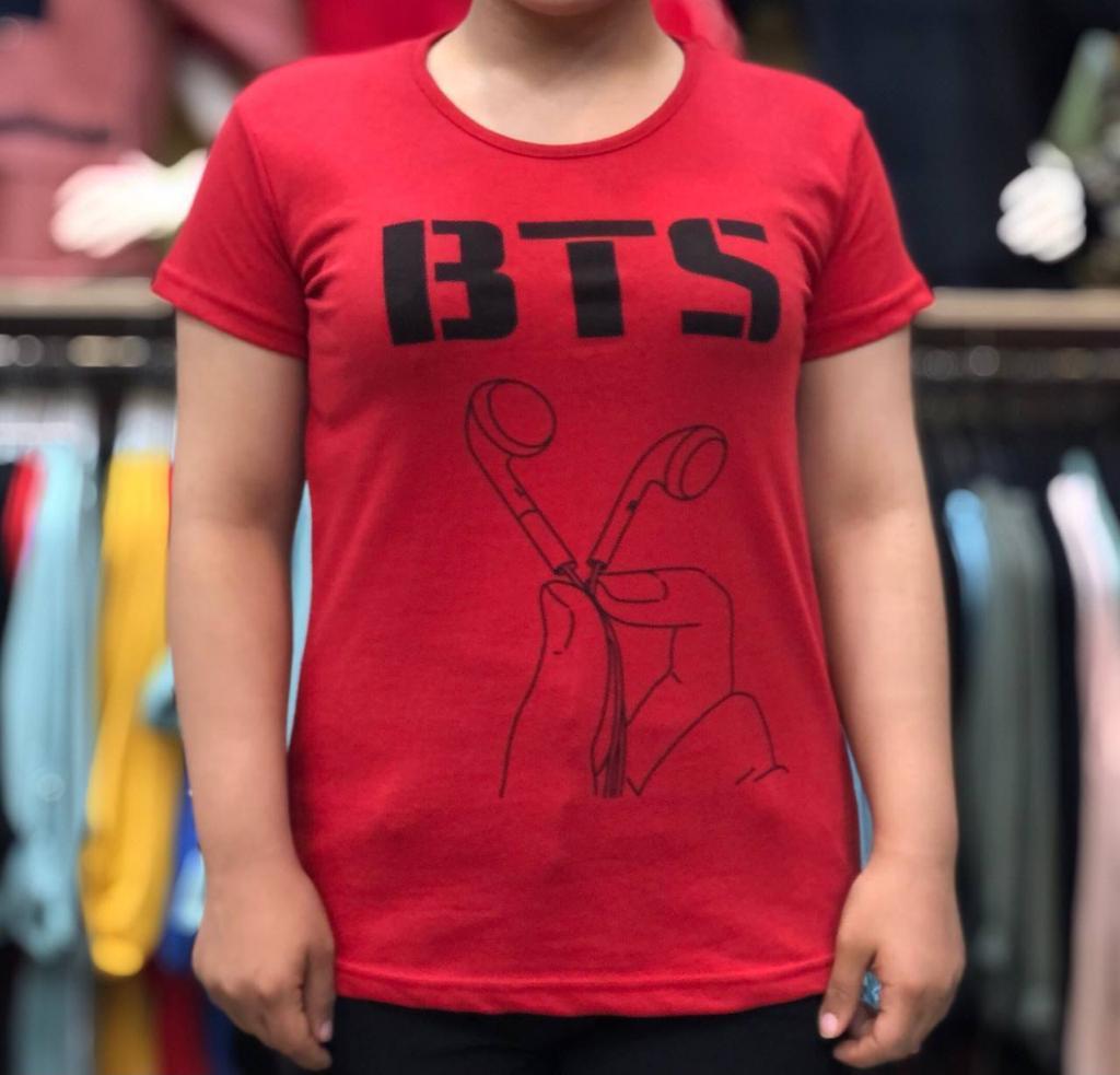 خرید مدل تی شرت دخترانه تابستانی